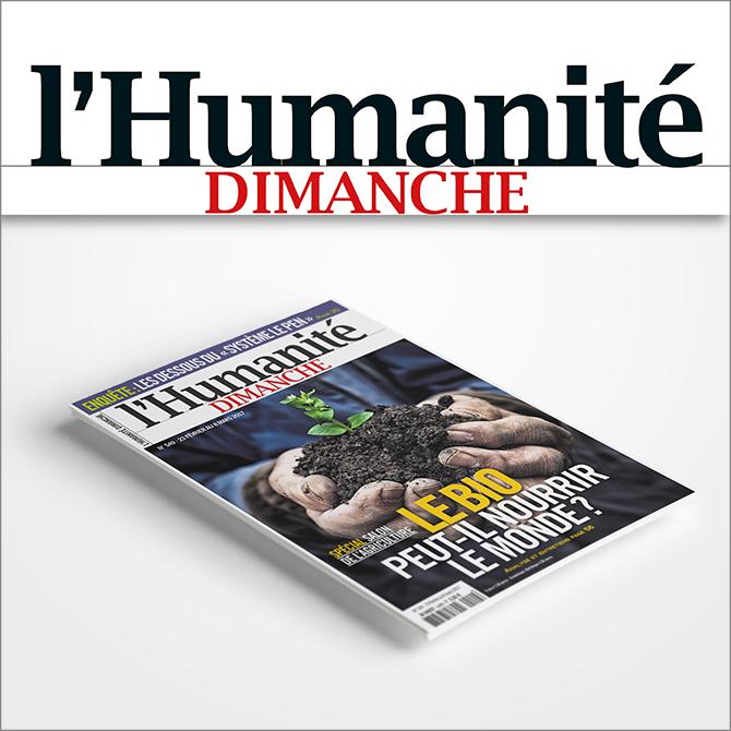 l'Humanité Dimanche