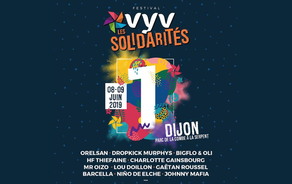 Affiche VYV Les Solidarités