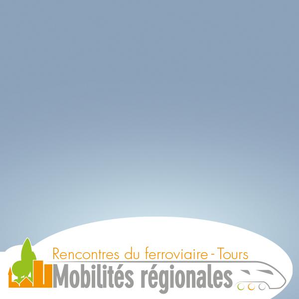 Logo Rencontre du ferroviaire à Tours